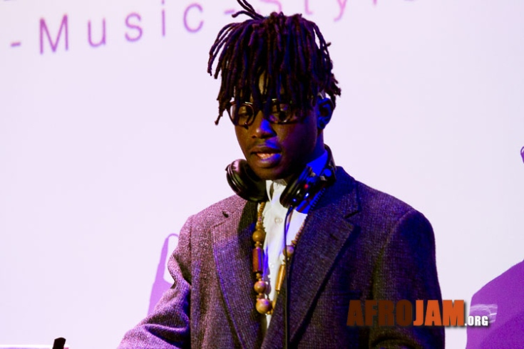 0012 AfroJam @ MIST Harlem