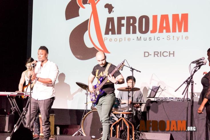 0082 AfroJam @ MIST Harlem