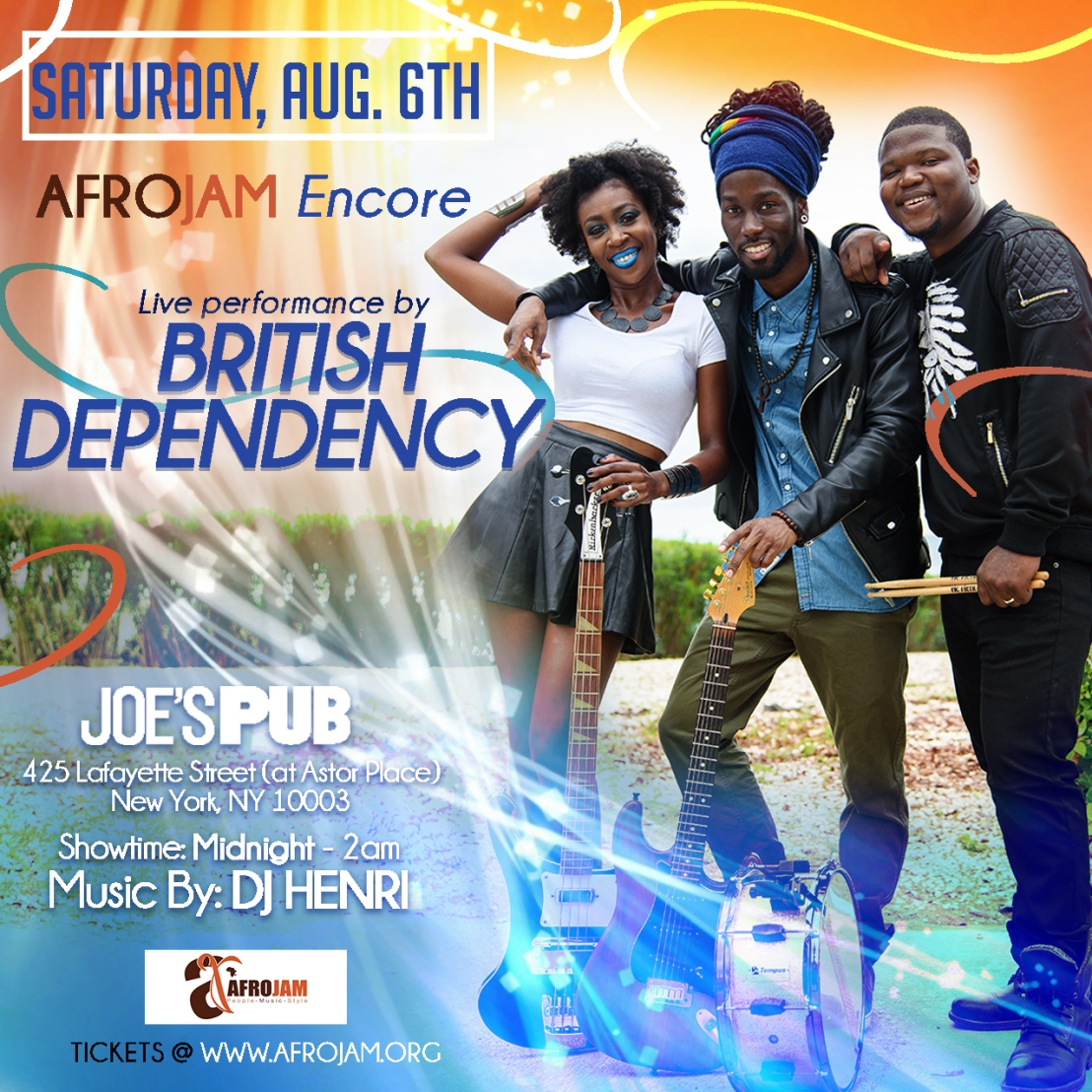 afrojam encore summer 2