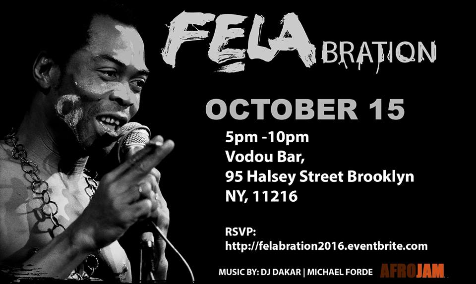 FELABRATION - NEW YORK
